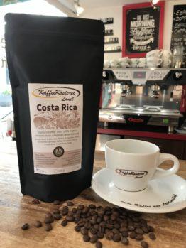 Kaffee sortenrein