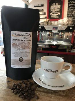 Kaffee entkoffeiniert